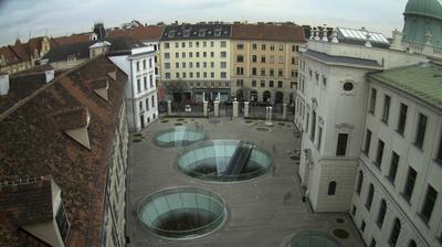 Vue webcam de jour à partir de Graz: Joanneumsviertel