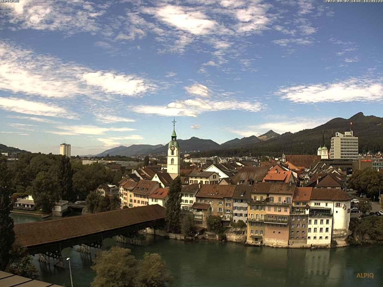 Olten: Alte Brücke