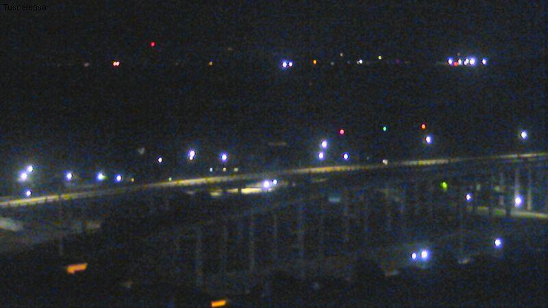 Webkamera Tuscaloosa: AL − view from atop PNC Bank Building