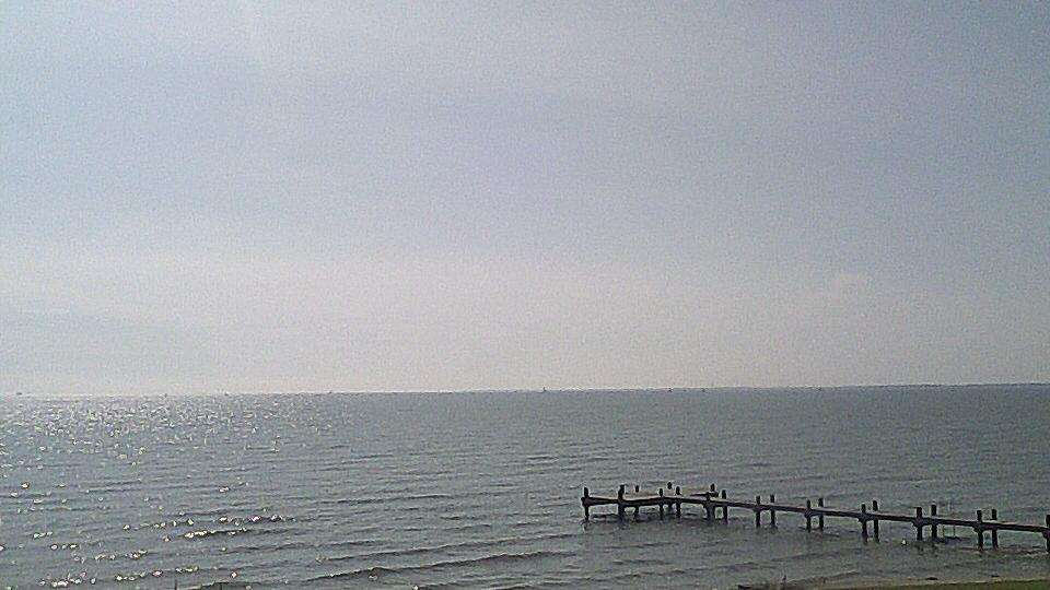 Webkamera Seabrook › East: Galveston Bay