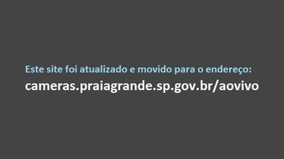 Webcam Praia Grande: Boqueirão − SP