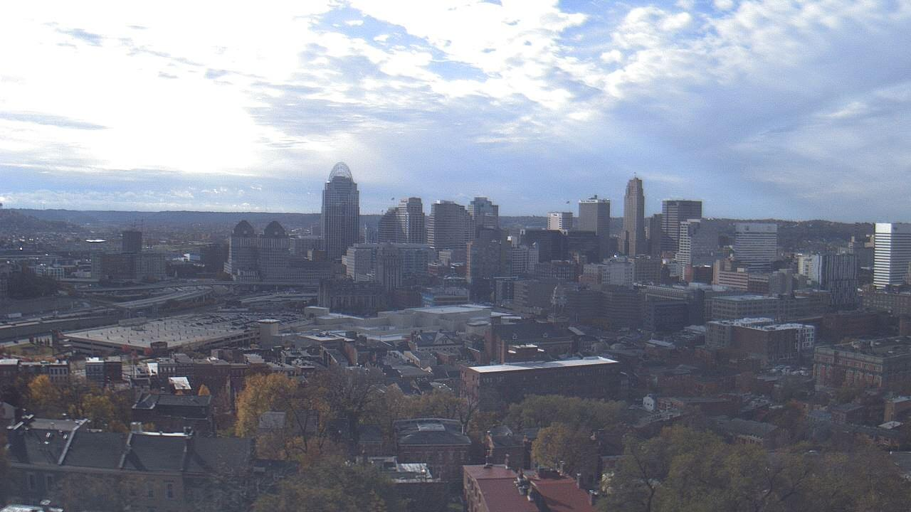 Webcam Norwood › North: Downtown Cincinnati - Visitor Cen