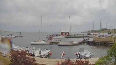 Daylight webcam view from Grötö: hamn