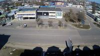 Last daylight view from Нова Каховка: Новая Каховка