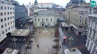 Zagreb: Cvjetni Trg - Dagtid