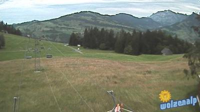 Webcam Nesslau › South-East: Wolzenalp
