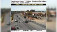 Sherwood: Washington County - Tualatin - Rd at Baler Way - Overdag