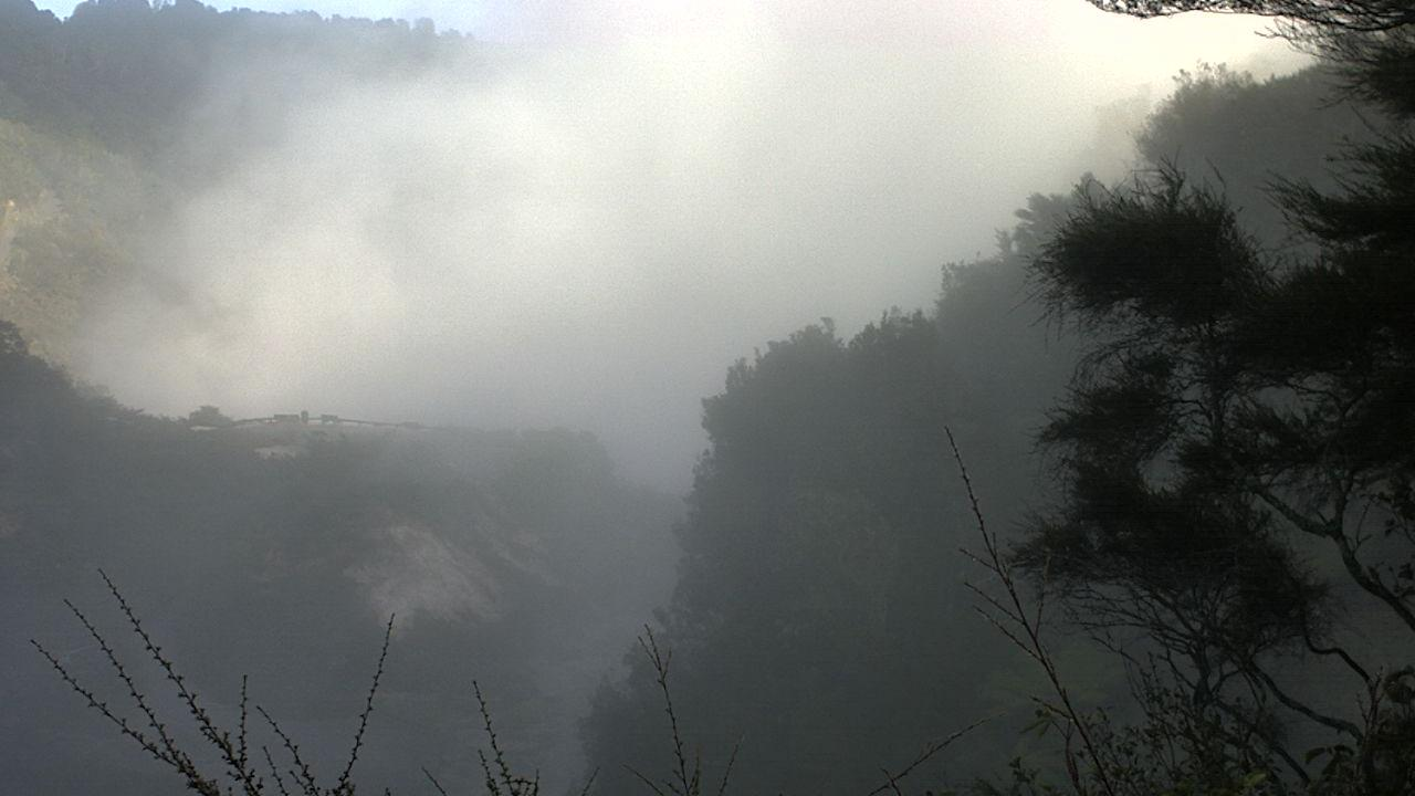 Webcam Waimangu › South-West