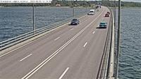 Saxnas: Ölandsbron Lågbro österut - El día