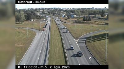 Thumbnail of Air quality webcam at 8:04, Feb 24