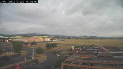 Current or last view from Le Puy – Loudes Airport: Le Puy − Loudes Airport