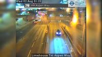 Little London: Limehouse Tnl Aspen Way - Aktuell