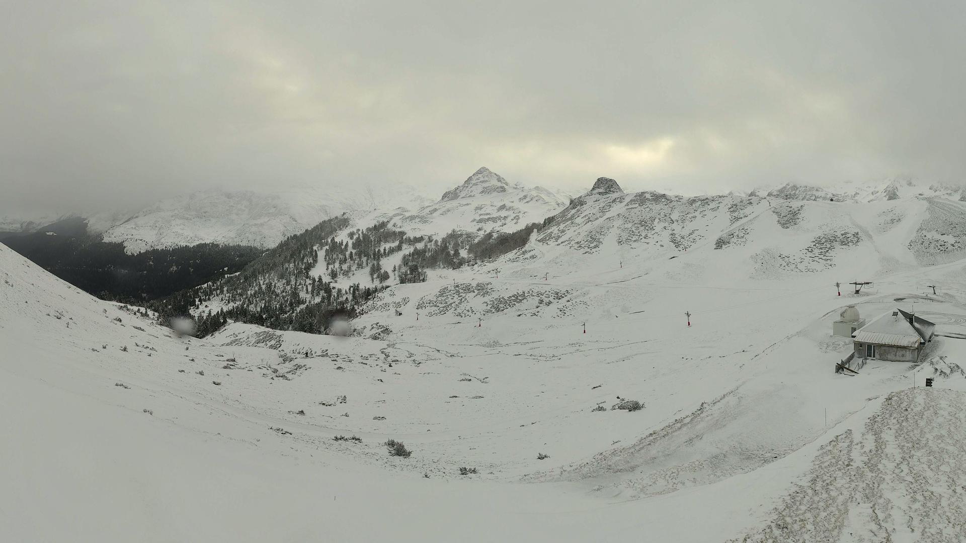 Webcam Beaucens: Panoramique HD Tramassel