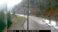 Boothroyd 8A › North: , Hwy  at Jackass Mt. Summit, between Boston Bar and Lytton, looking north - Dagtid