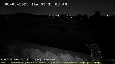 Vignette de Sky Lake webcam à 11:16, janv. 21