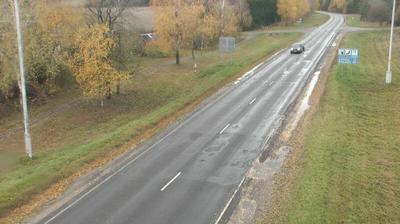Vue webcam de jour à partir de Shvakshty: Myadel' R45 156.8 km