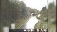 Innerbraz: S, zwischen Halbanschlussstelle Dalaas und Anschlussstelle Braz-Ost, Blickrichtung Kufstein - Km , - Overdag