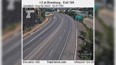 Thumbnail of Roseburg webcam at 7:11, Jul 31