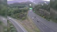 New Britain › West: CAM - I- WB Exit - North Mountain Rd - Day time