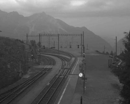 Puschlav: Webcam Bernina, Alp Grum