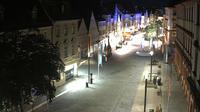 City: Webcam in der Bayreuther Fußgängerzone - Actual