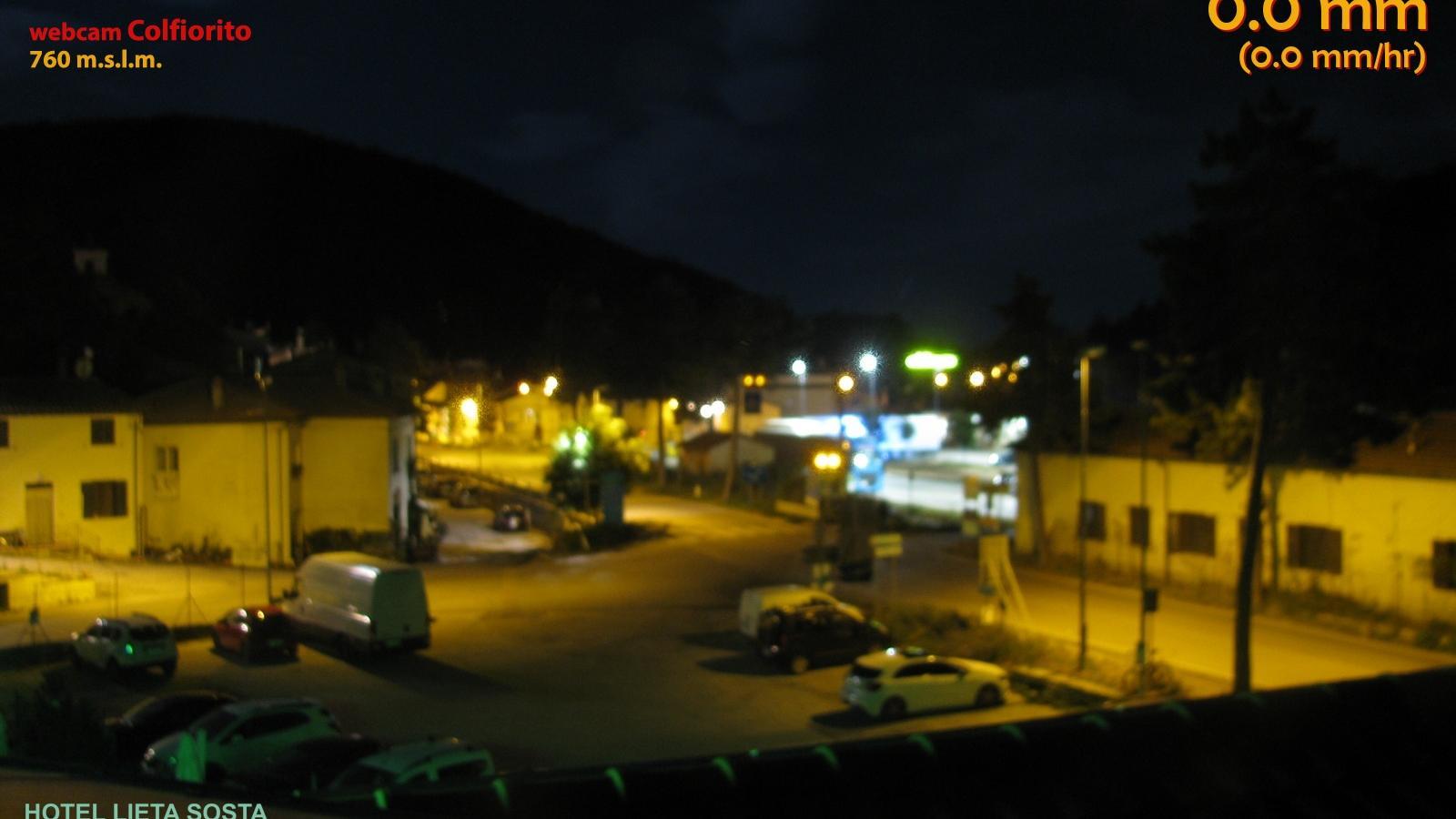 Webcam Colfiorito