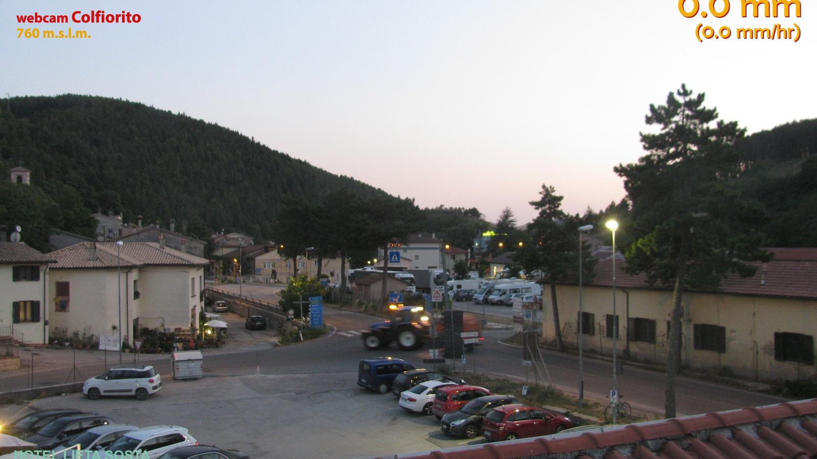 Webcam Colfiorito: PG