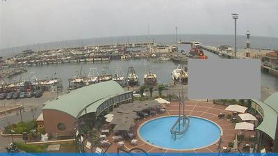 Thumbnail of Cattolica webcam at 4:11, Oct 23