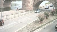 Heidelberg: Official City of - Webcam @ Alte Br�cke (old bridge) - Dagtid
