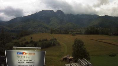 Zakopane Live Webcam - nå
