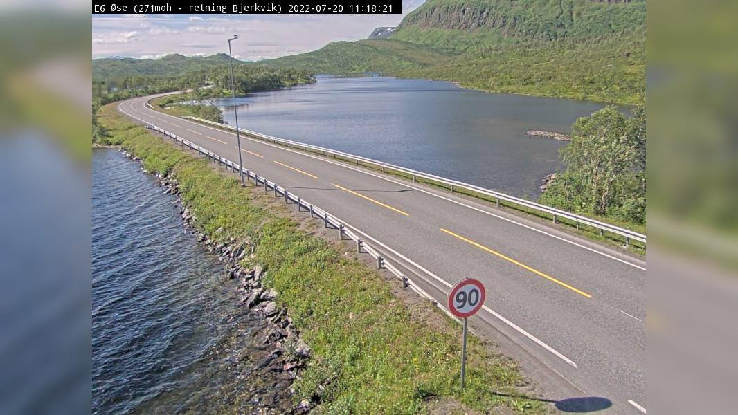 Webcam Øse: E6 − 278 moh