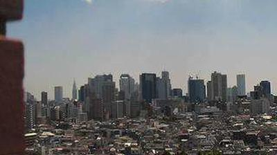 Daylight webcam view from かみたかだ: Shinjuku