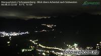 Marquartstein: Schnappenberg - Blick �bers Achental nach S�dwesten - Current