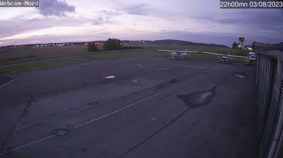 Boissy-l'Aillerie: Aeroclub Hispano-Suiza Pontoise vue Nord