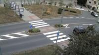 Zidlochovice: ?idlochovice - ?esko, Jihomoravsk� kraj: Bus station ?idlochovice - El día