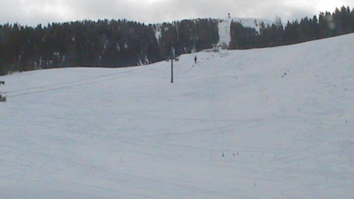 Webkamera Innerkrems › South: Ski, Mountain