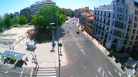 Zamora › North-West: Avenida Alfonso IX - Day time