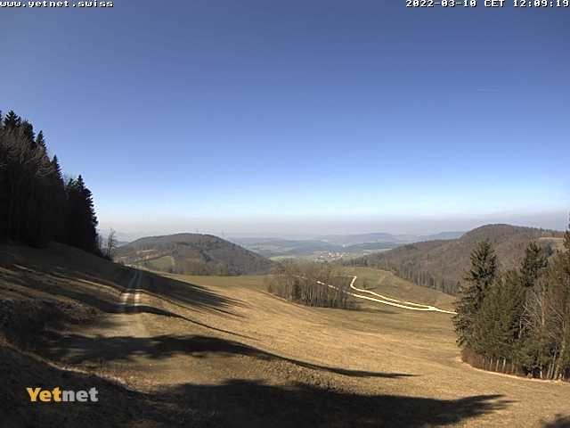 Oltingen › Nord-West: Geissflue - Basel-Landschaft
