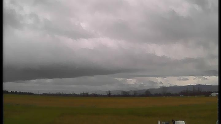Webcam Hood Aerodrome › South-West: Tararua Range