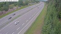Viby: Rotsunda (Kameran �r placerad p� E Uppsalav�gen s�der om trafikplats Bredden. Kameran �r riktad mot Stockholm) - Dia