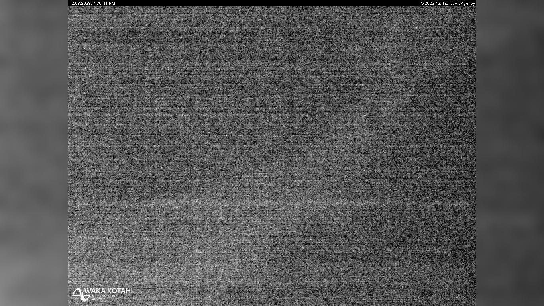 Webkamera Poutu › North: SH1 Waihohonu Bridge