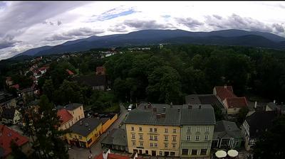 Vignette de Jelenia Góra webcam à 6:11, oct. 24