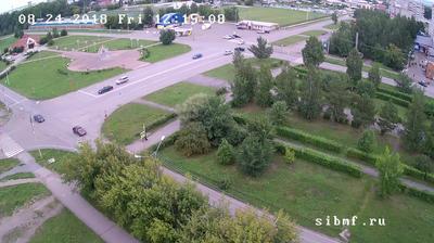 Webkamera Sharypovo: Energetikov Prospekt