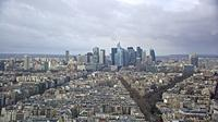 Neuilly-sur-Seine: Paris-La défense - El día