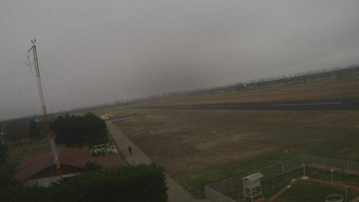 Webcam Curicó › North: General Freire Airfield