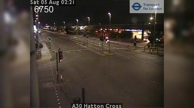 Hình thu nhỏ của webcam Hounslow vào 8:14, Th10 17