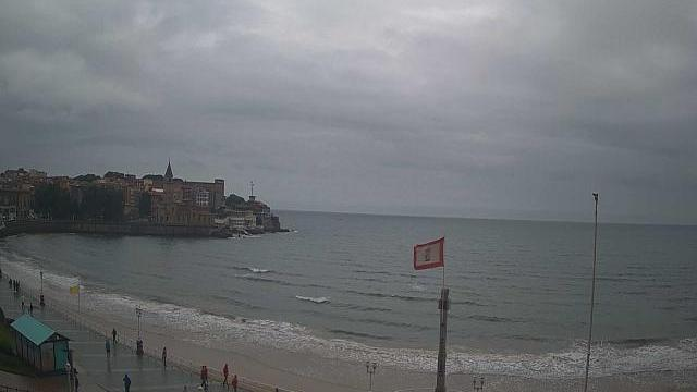 Webcam Gijón