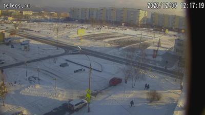 Братск - Иркутская область, Россия: ул. Кирова