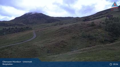 Obersaxen-Affeier: Obersaxen Mundaun - Untermatt Bergstation