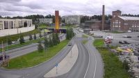 Tampere: Tie - Rantatunnelin ramppi, länsi - Rantatunneli - Actuales